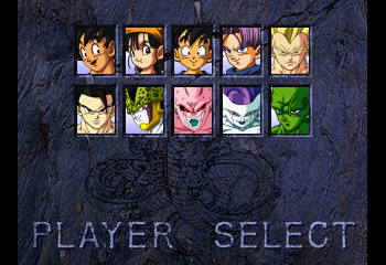 Dragon Ball GT: Final Bout - Character Profile  -  - User Screenshot