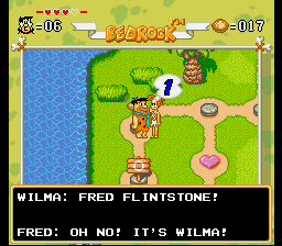 Flintstones, The - The Treasure of Sierra Madrock - Misc  - Lol - User Screenshot