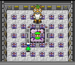 Super Bomberman 3 - Battle  - Bomberman vs Fox! - User Screenshot