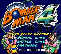 Super Bomberman 4 (english translation) - Introduction  - Awesome game! - User Screenshot
