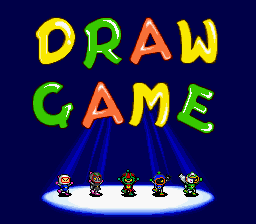 Super Bomberman 4 (english translation) - Misc Draw game - We dance in defeat! - User Screenshot