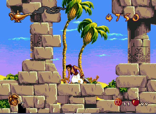 Aladdin - I am A monkey - User Screenshot