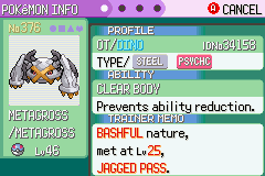 Pokemon Emerald 386 - Anyone else with shiny i wanna see - User Screenshot