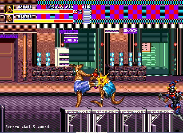 Streets of Rage 3 -  - User Screenshot