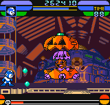 Rockman - Battle & Fighters - Lasers...Just wat a pumpkin needed.... - User Screenshot