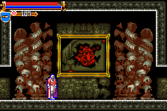 Castlevania - Harmony of Dissonance - Just admiring the art - User Screenshot