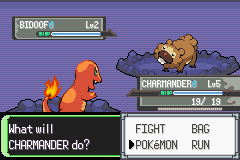Pokemon Flora Sky - Complement Dex Version - WOAH!! Charmander extra large - User Screenshot
