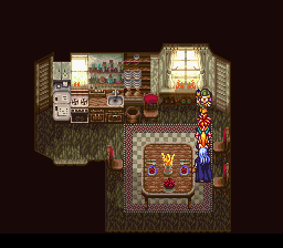Chrono Trigger - Dont shoot us Lucca! - User Screenshot
