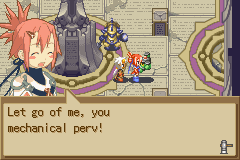 Summon Night - Swordcraft Story 2 - Even robots are becoming perv these days.... - User Screenshot