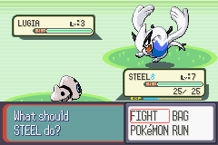Pokemon Obsidian - Battle  - LOL - User Screenshot