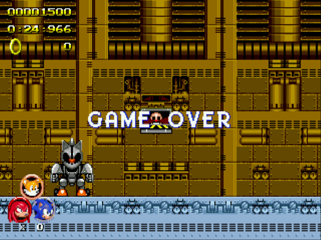 Sonic 2 Heroes -  - User Screenshot