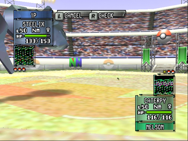 Pokemon Stadium 2 - COOL!!! - User Screenshot