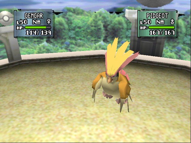 Pokemon Stadium 2 - It has claws? - User Screenshot