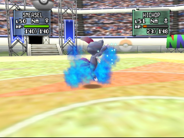 Pokemon Stadium 2 - Prepare To get Frezzed ! - User Screenshot