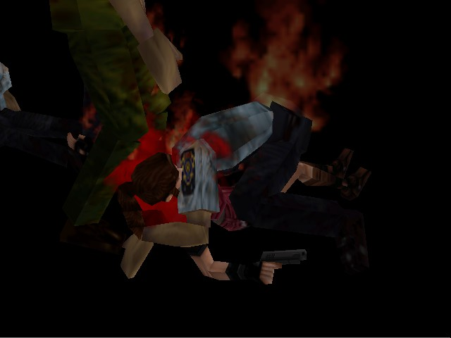 Resident Evil 2 - Thats it..... - User Screenshot