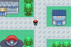 Pokemon Ash Gray (beta 2.5z) - d - User Screenshot