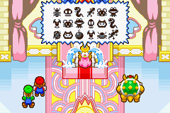 Mario & Luigi - Superstar Saga - what? - User Screenshot