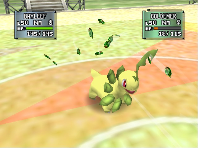 Pokemon Stadium 2 - Wahhhh,Slash Him - User Screenshot