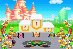 Mario Kart - Super Circuit -  - User Screenshot