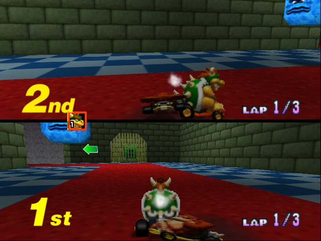 Mario Kart 64 - Misc BC4 -  - User Screenshot