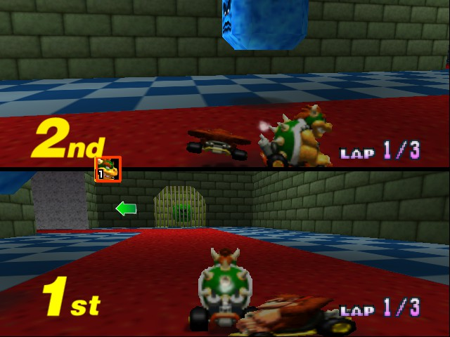 Mario Kart 64 - Misc BC2 -  - User Screenshot