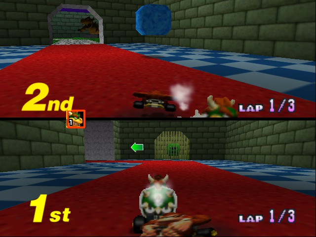 Mario Kart 64 - Misc Flat -  - User Screenshot