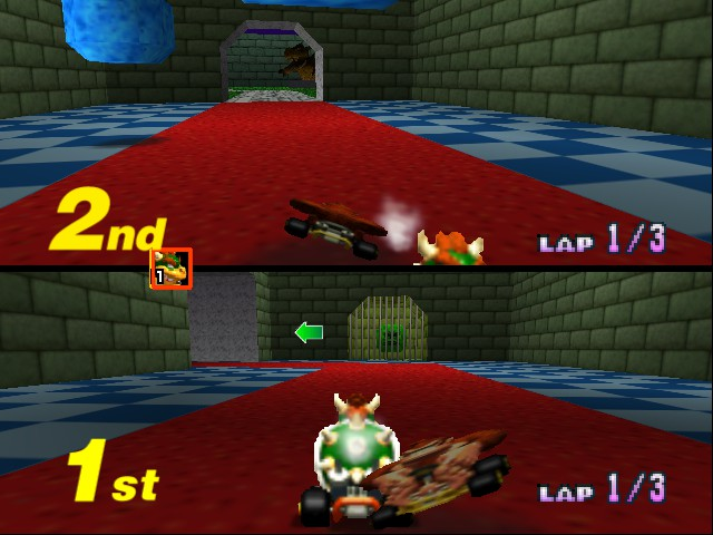 Mario Kart 64 - Misc bc4 - bc4 - User Screenshot