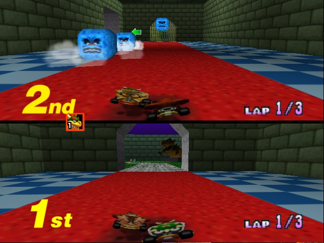 Mario Kart 64 - Misc Duo in BC -  - User Screenshot