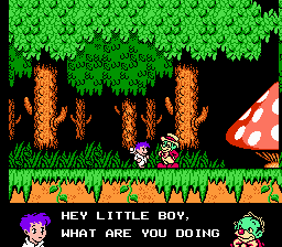 Little Nemo - The Dream Master - Hi to you too - User Screenshot