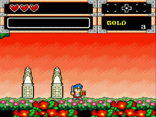 Wonder Boy in Monster World - Pretty place - User Screenshot