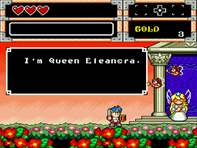 Wonder Boy in Monster World - Eleanora - User Screenshot