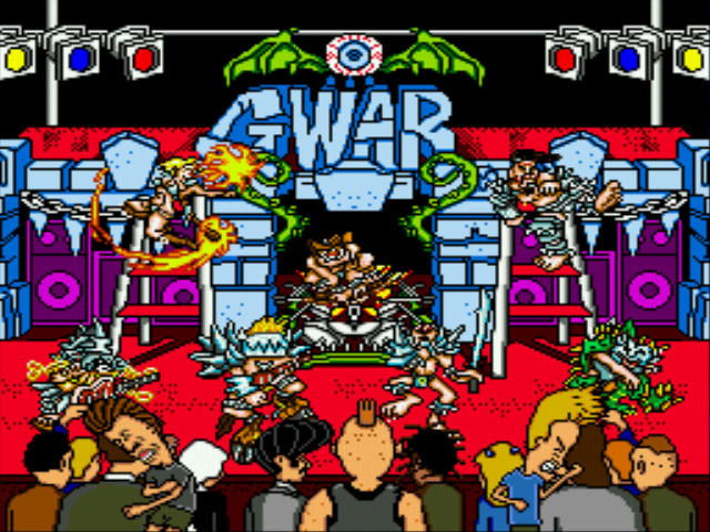 Beavis and Butt-head - oh yeah is this gwar !!!! - User Screenshot