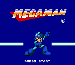 Mega Man - The Wily Wars - Introduction  - the hero mega man - User Screenshot