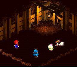 Super Mario RPG - Legend of the Seven Stars - Battle  - i