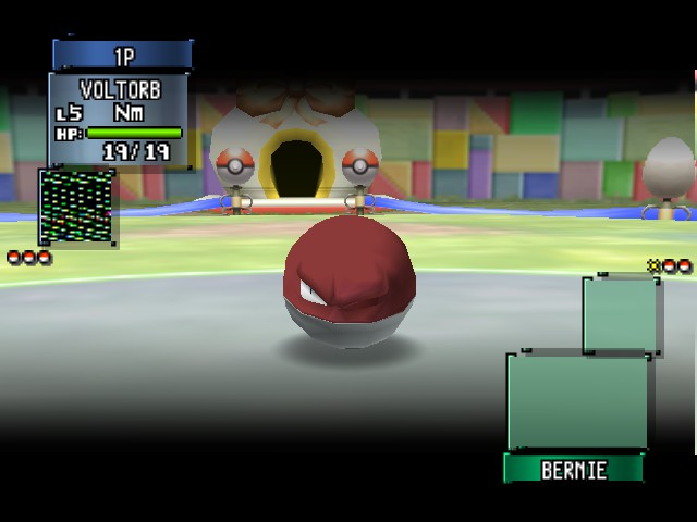 Pokemon Stadium 2 - Voltorb - User Screenshot