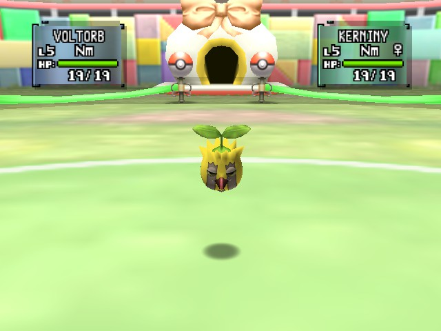 Pokemon Stadium 2 - Scream - User Screenshot