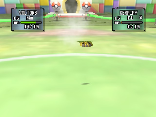 Pokemon Stadium 2 - Squish - User Screenshot