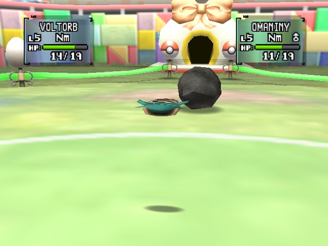 Pokemon Stadium 2 - Papered - User Screenshot