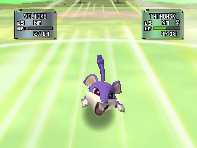 Pokemon Stadium 2 - attack - User Screenshot