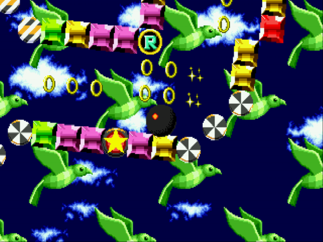 Shadow the Hedgehog - Special Stage - User Screenshot