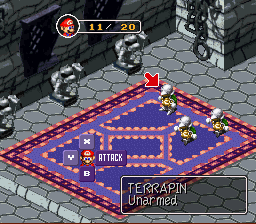 Super Mario RPG Revolution - Battle - User Screenshot