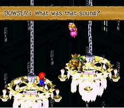 Super Mario RPG Revolution - Uh oh - User Screenshot