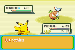 Pokemon Naranja (v2) - Shiny? - User Screenshot