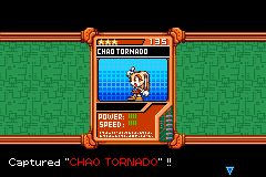 Sonic Battle - Cut-Scene  - a card - User Screenshot