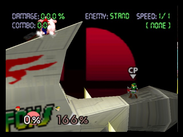 Super Smash Bros. - Battle  - a chansy - User Screenshot