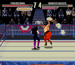 WWF Wrestlemania Arcade - The Salt! - User Screenshot