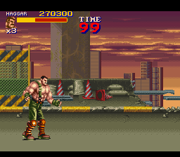 Final Fight 2 -  - User Screenshot