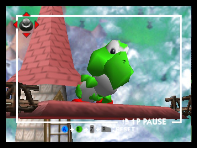 Super Smash Bros. - Battle  - yoshi looks like a koopa - User Screenshot