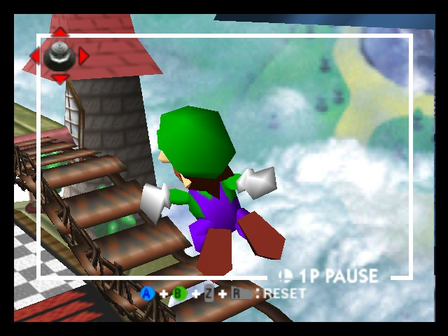 Super Smash Bros. - Battle  - im flying! - User Screenshot