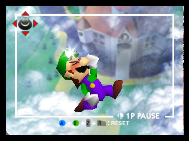 Super Smash Bros. - Battle  - luigis cap has got power - User Screenshot